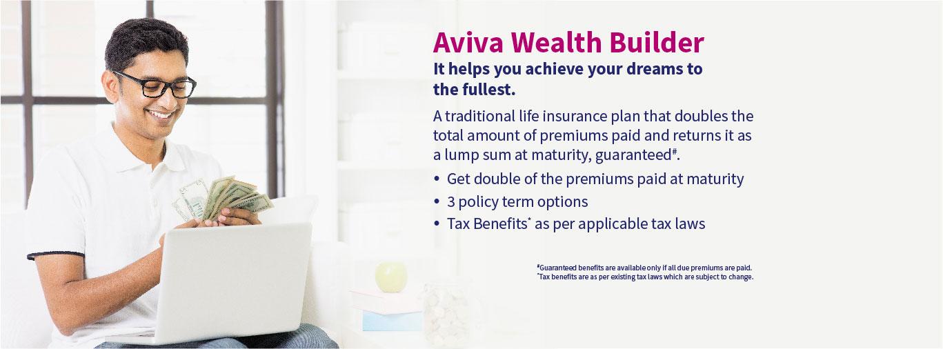 Aviva Wealth Builder