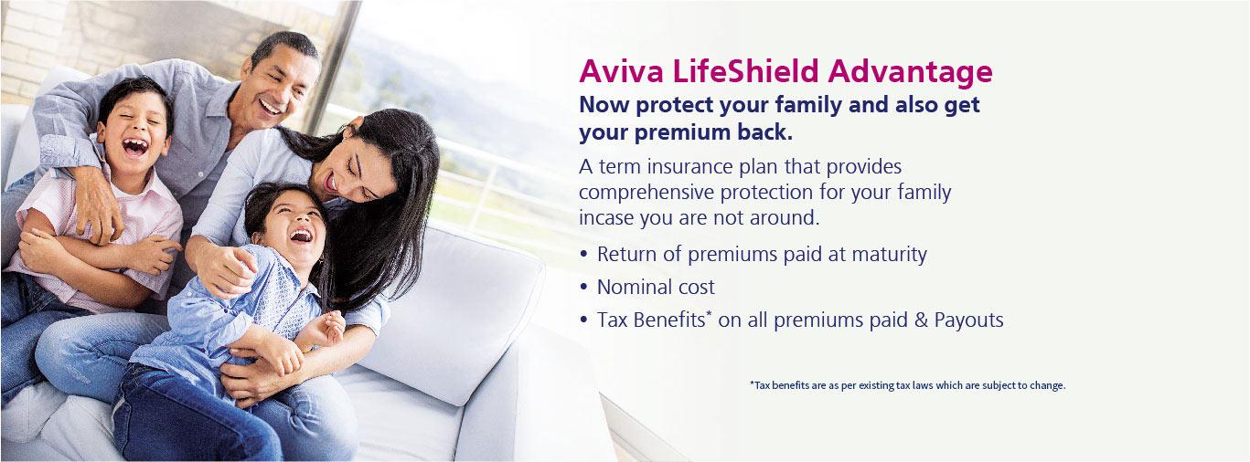Aviva LifeShield Advantage