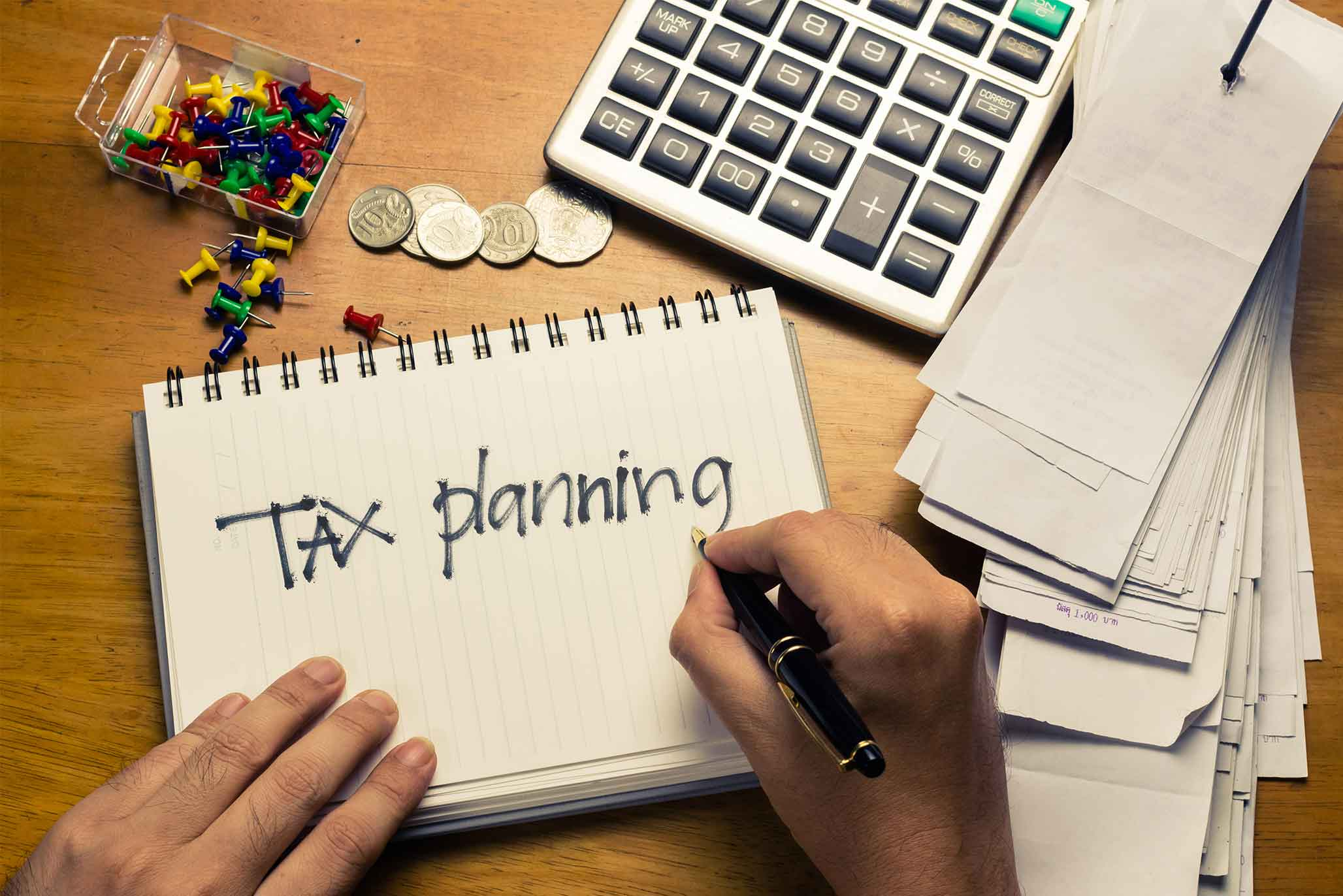 All the Salaried Employees out there, Save More with these Simple Tax Planning Tips