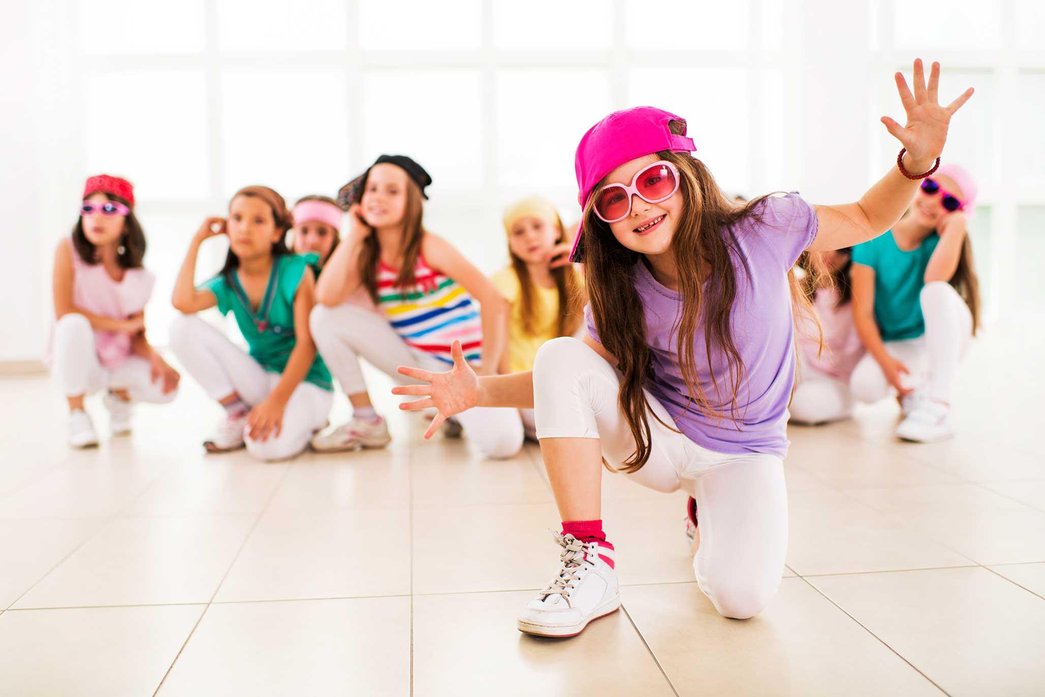 Child's interest in Dance
