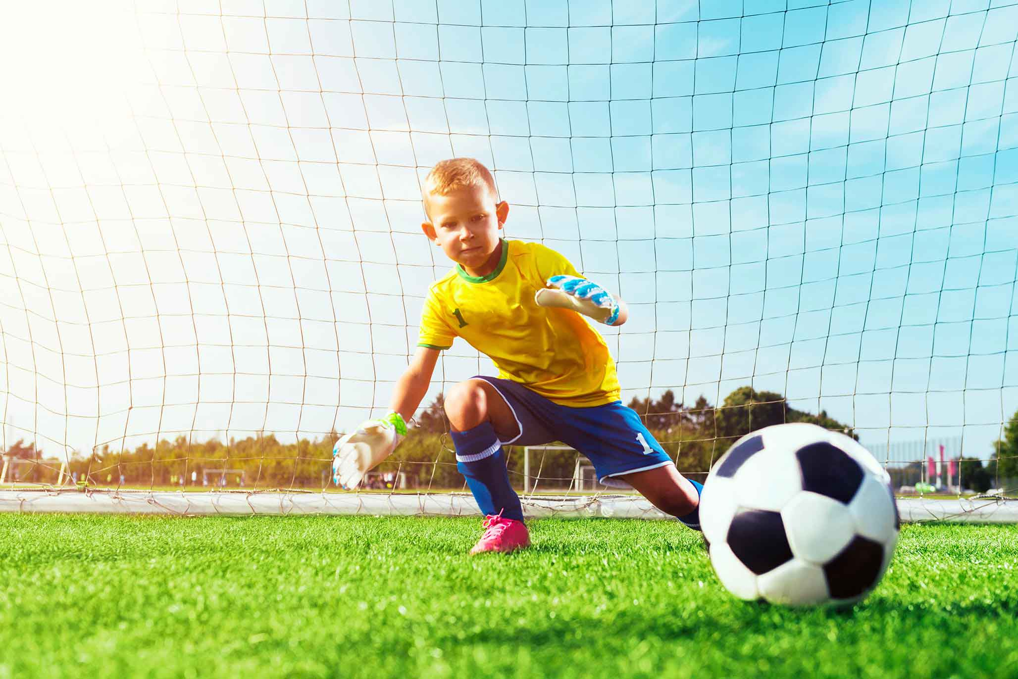 how to nurture the young footballer in your child aviva india