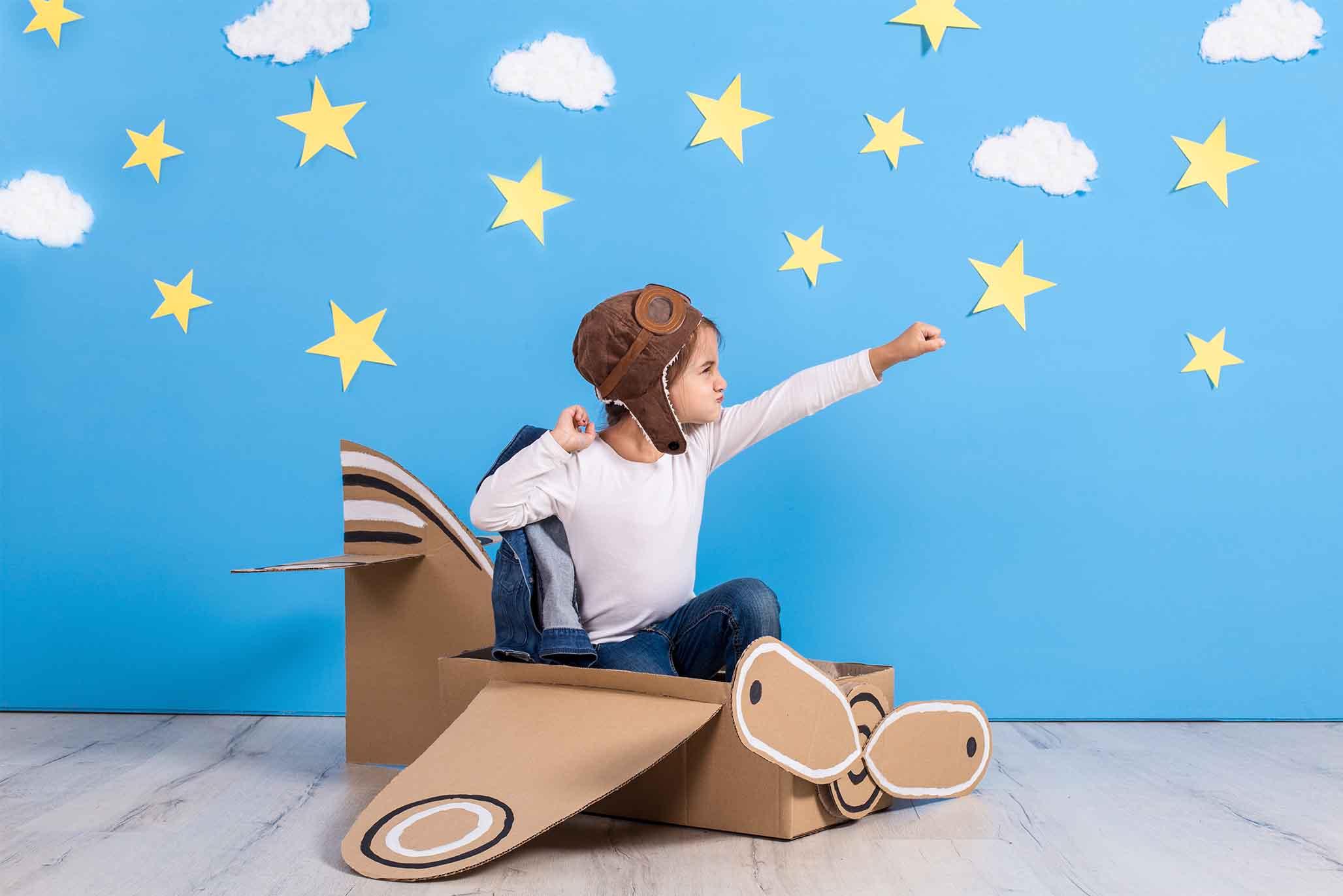 """""""मैं एक अंतरिक्ष यात्री बनना चाहता हूं"""" - अपने बच्चे के सपने को असल आकार कैसे दें!"""
