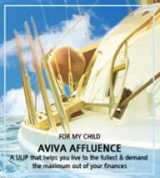 Aviva Affluence For My Child Plan