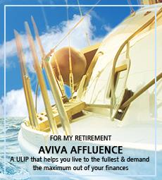 Aviva Affluence For My Retirement plan