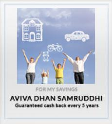 Aviva Dhan Samruddhi For My Retirement Plan
