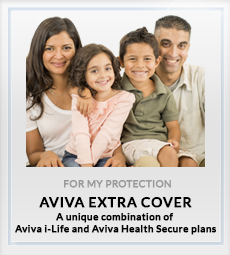 Aviva Extra Cover For My Protection plan