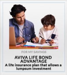 Aviva Life Bond Advantage For My Child Plan
