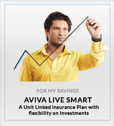 Aviva Live Smart For My Savings Plan