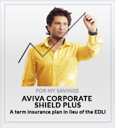 Aviva Corporate Shield Plus For My Savings Plan