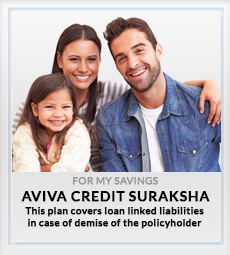 Aviva Credit Suraksha For My Savings plan