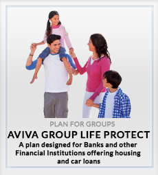 Aviva Group Life Protect Plan for groups Plan